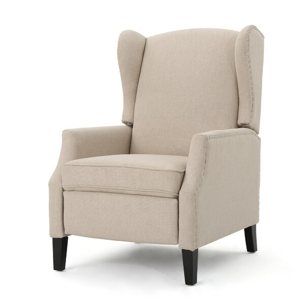 Lavalley Manual Recliner by Charlton Home