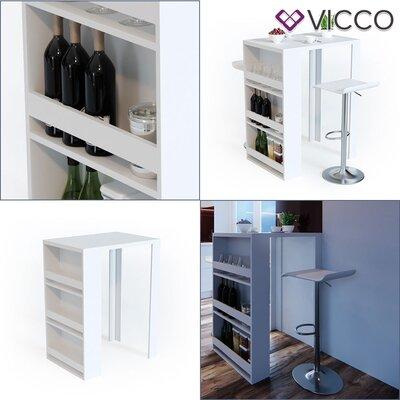 Bartisch Maile | Küche und Esszimmer > Bar-Möbel > Bar-Stehtische | Metro Lane