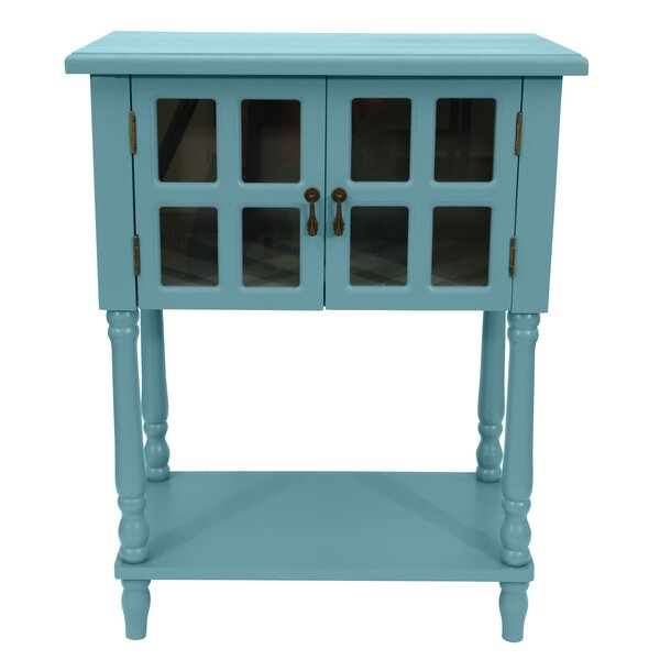 Keiser 2 Door Accent Cabinet by Ophelia & Co.