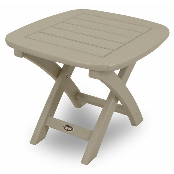 Yacht Club Side Table by Trex Outdoor