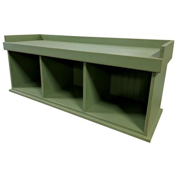 Everdeen Wood Storage Bench by Winston Porter Winston Porter