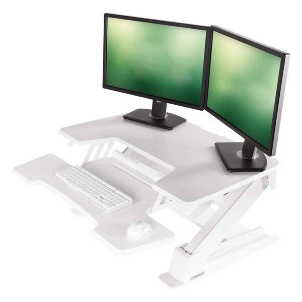 Rauch Height Adjustable Standing Desk Converter
