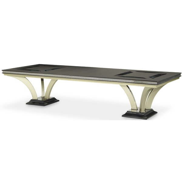 Hollywood Swank Extendable Dining Table by Michael Amini