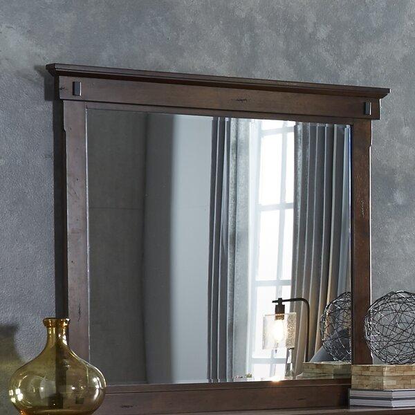 Batten Rectangular Dresser Mirror by Darby Home Co