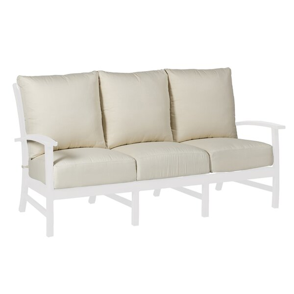 Charleston Patio Sofa with Cushions by Summer Classics