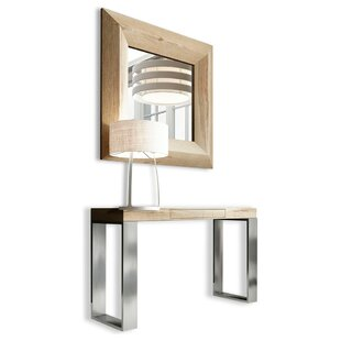 Clemens Console Table and Mirror Set ByBrayden Studio