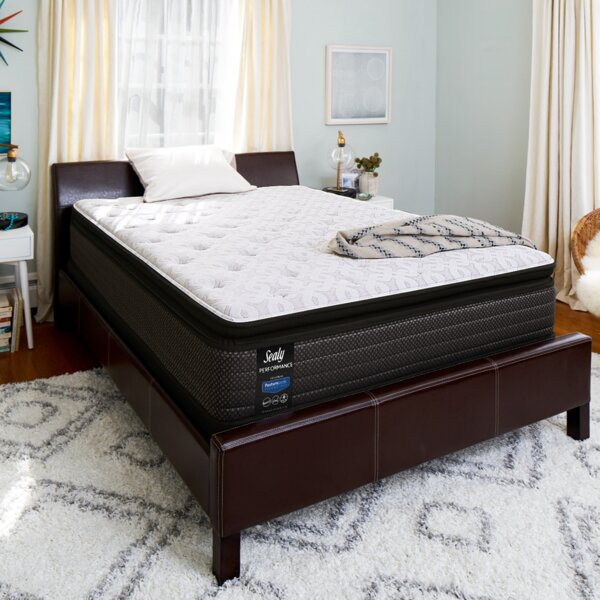 Sealy Response Performance 14 inch Medium Pillow Top Mattress by Sealy