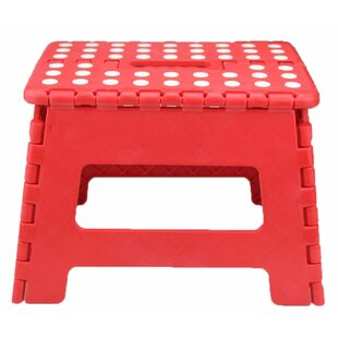 Read Reviews Handy Folding Step Stool By Imperial Home