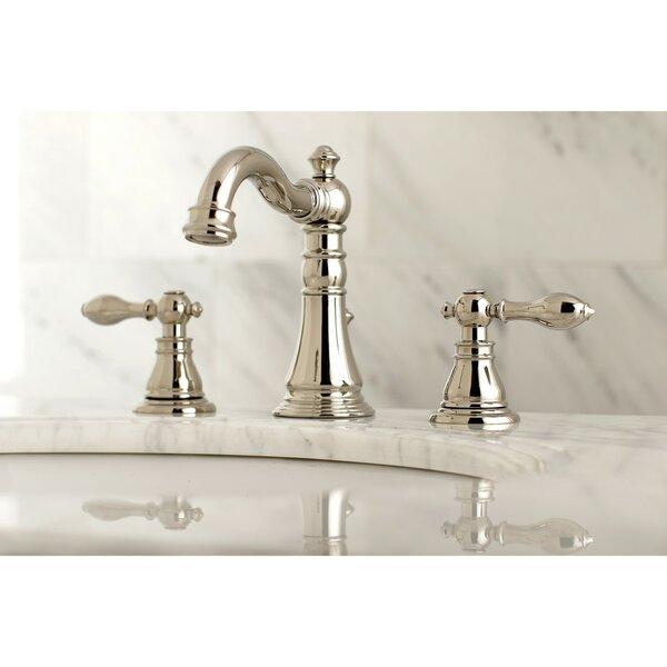 American Classic Fauceture Widespread Bathroom Faucet