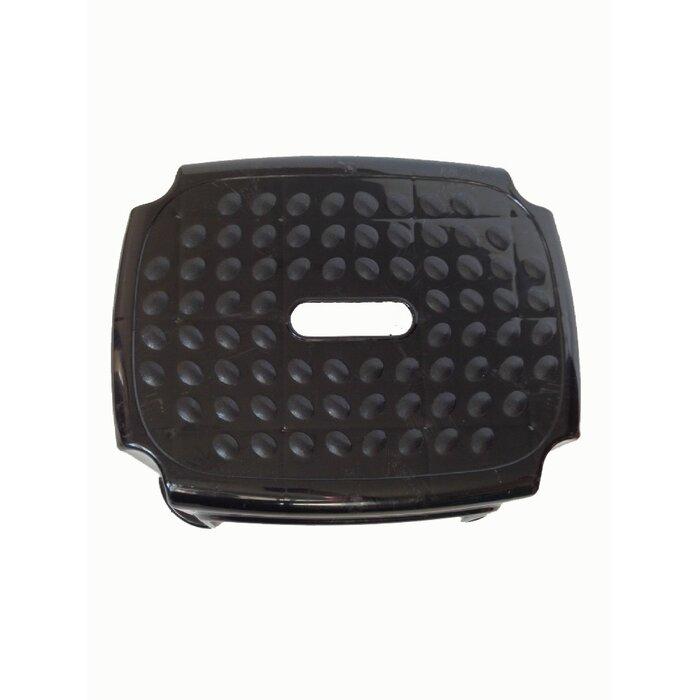 Fantastic 1 Step Plastic Step Stool With 200 Lb Load Capacity Short Links Chair Design For Home Short Linksinfo