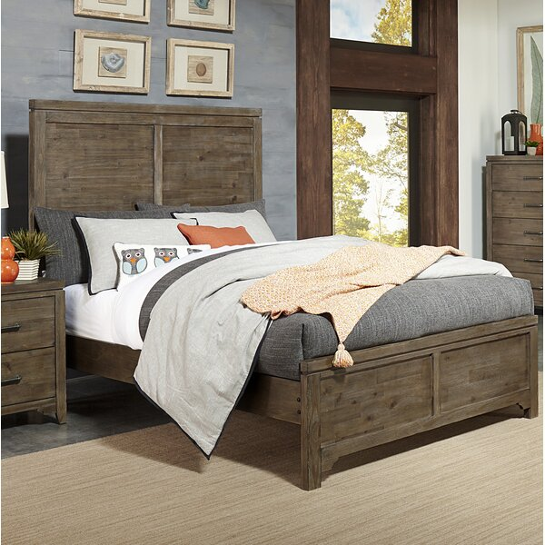 Saucedo Queen Standard Bed by Union Rustic