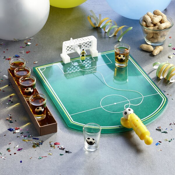 Soccer Game by Style Setter