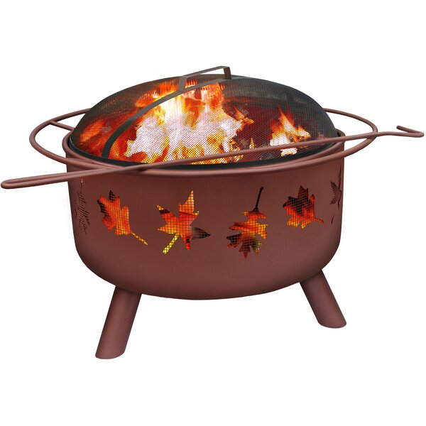 Big Sky Steel Charcoal Fire Pit by Landmann