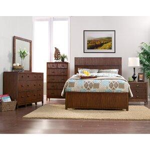Dorinda� Platform Configurable Bedroom Set by Bayou Breeze