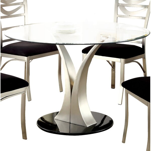 Bertita Dining Table by Orren Ellis