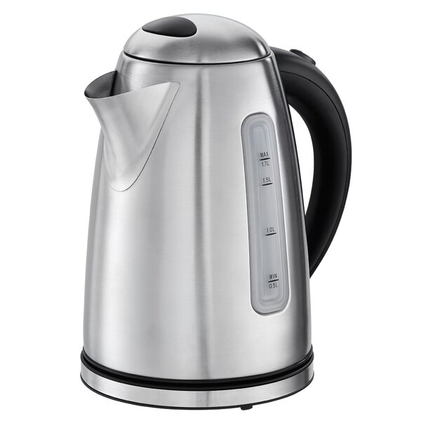 1.8 Qt. Stainless steel Electric Tea Kettle by Danby