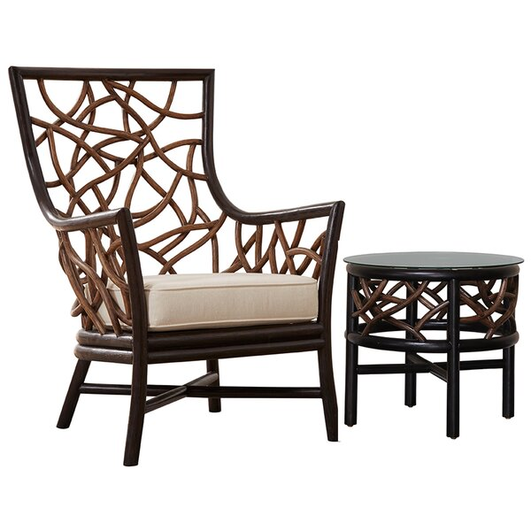 Trinidad Armchair by Panama Jack Sunroom