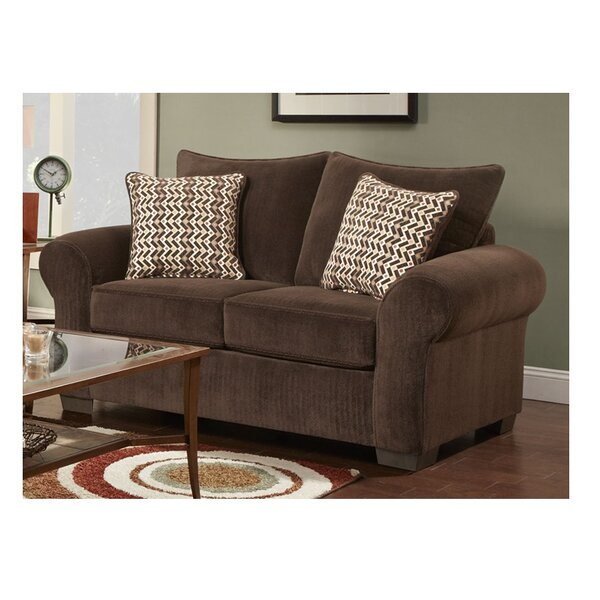 New Look Style Hagan Loveseat by Chelsea Home by Chelsea Home
