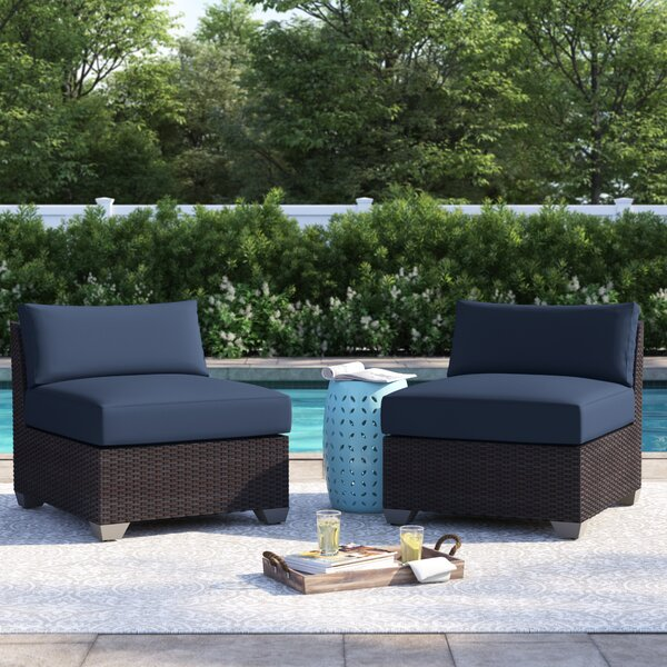 Tegan Patio Chair with Cushions by Sol 72 Outdoor
