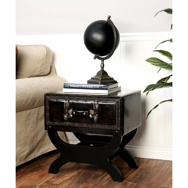 Coulter End Table by Breakwater Bay