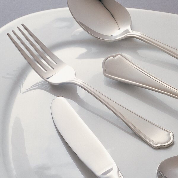 Baitz Salad Fork (Set of 4) by Alcott Hill