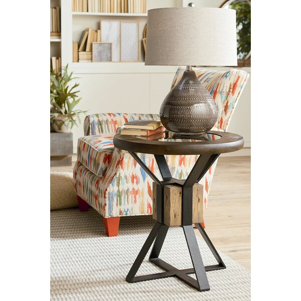 Ciaran End Table By Williston Forge