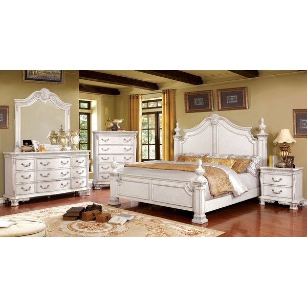 Rishel Traditional Configurable Bedroom Set by Astoria Grand