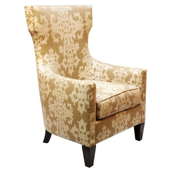 Bascombe Armchair by Darby Home Co