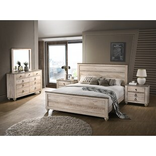 Manzano Panel 4 Piece Bedroom Set By Gracie Oaks