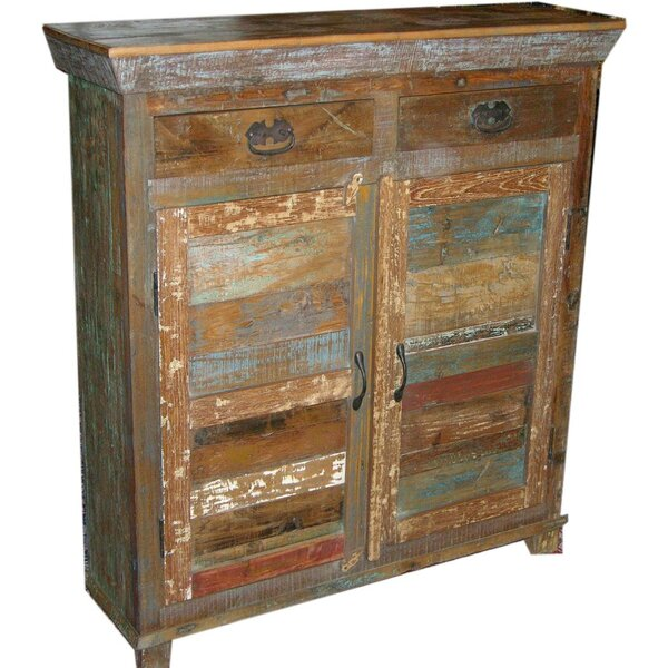 Mcdonnell 2 Drawer Gentlemans Chest by Bloomsbury Market