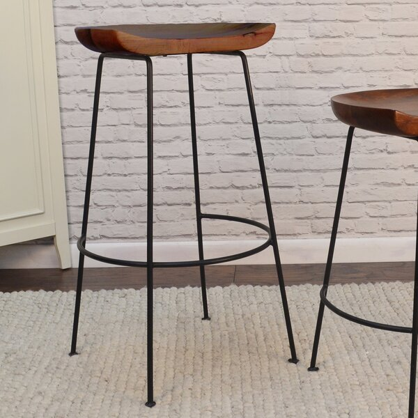 Axelle 30.5 Bar Stool (Set of 2) by Union Rustic
