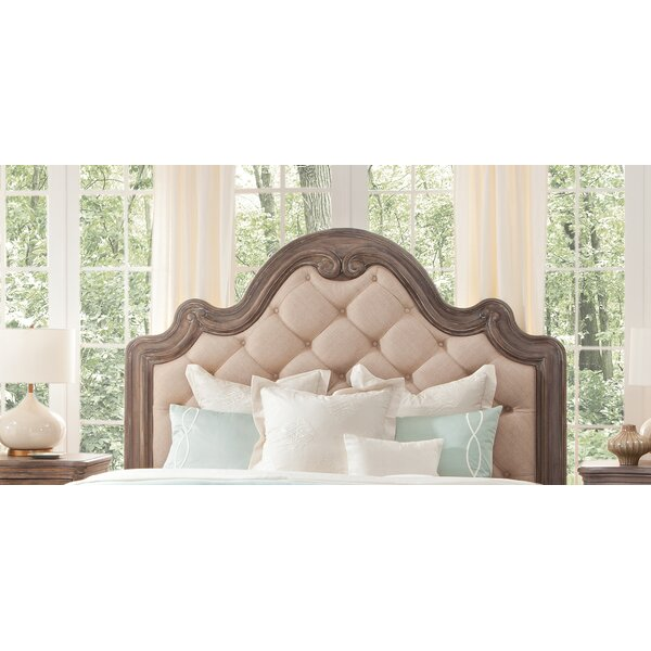 Maximilian Upholstered Panel Headboard by One Allium Way