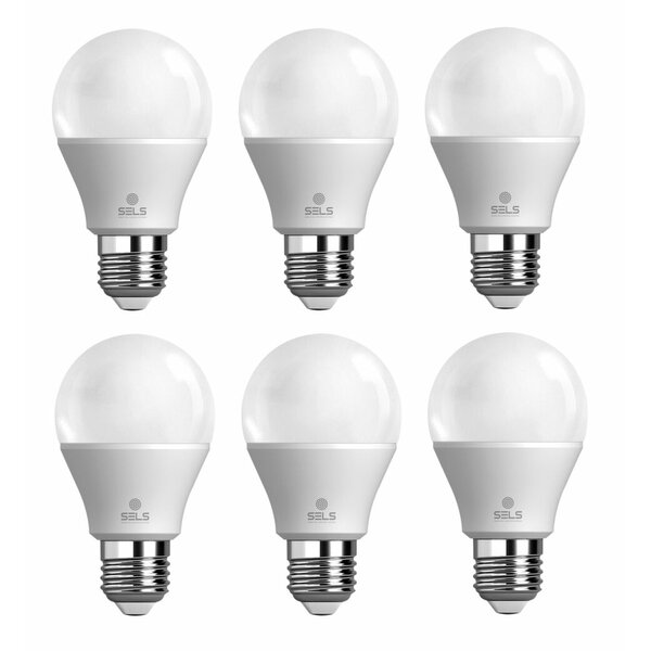 E26 LED Light Bulb (Set of 6) by SELS - Smart Era Lighting Systems
