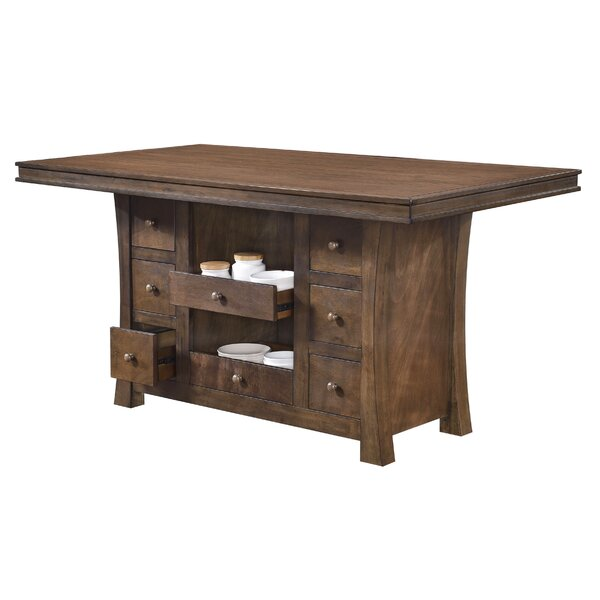 Mulhern Counter Height Dining Table by Darby Home Co Darby Home Co