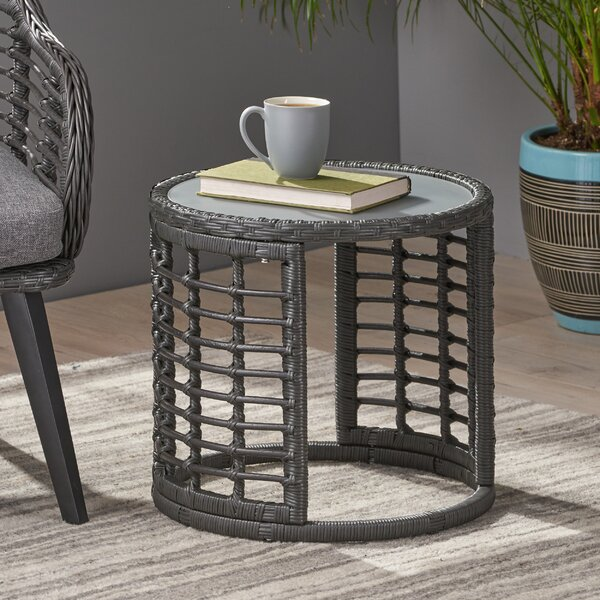 Peggy End Table By Bay Isle Home