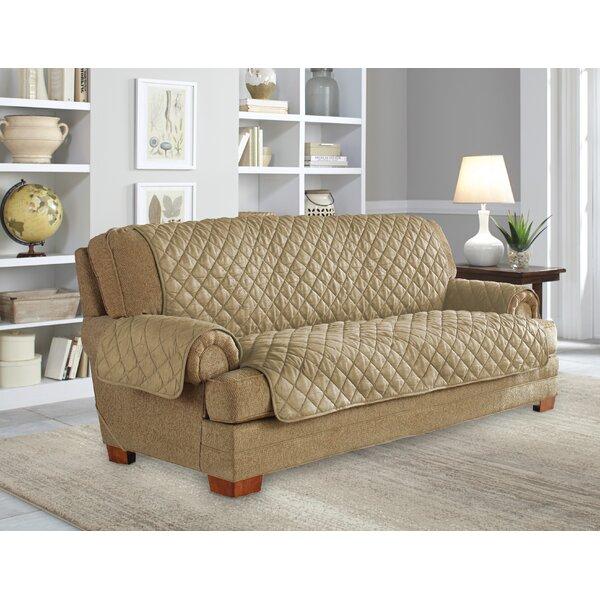 Serta Ultimate Waterproof Box Cushion Sofa Slipcover By Serta