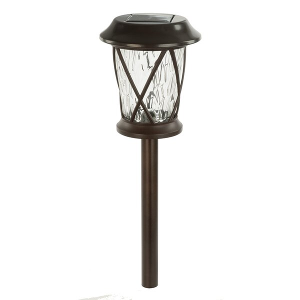 Solar 1-Light LED Pathway Light by Paradise Garden Lighting