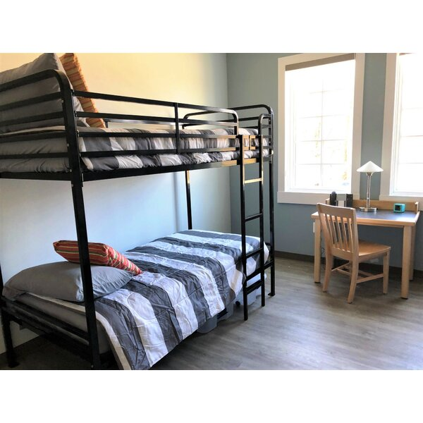 Keane Twin Over Twin Loft Bed By Harriet Bee