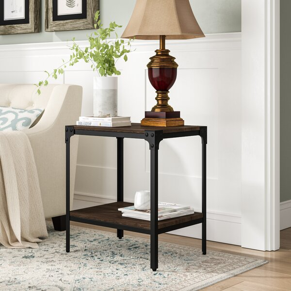 Winslow End Table by Trent Austin Design