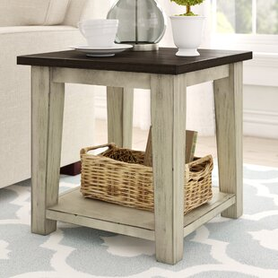 Compare Lexie End Table By August Grove