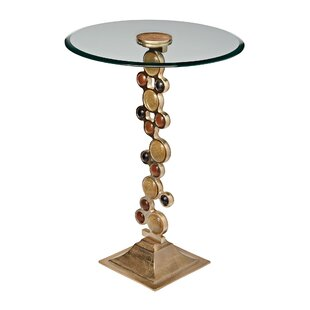 Ruby End Table by House of Hampton