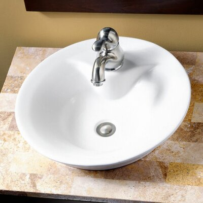 Wonderful Circular Vessel Bathroom Sink