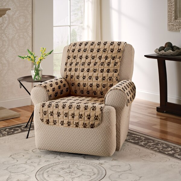 Box Cushion Recliner Slipcover by Innovative Textile Solutions