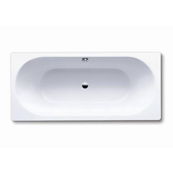Klassikduo 75 x 35 Soaking Bathtub by Kaldewei