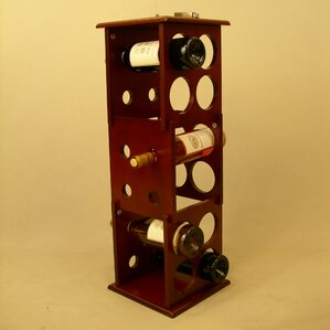 Fuji 12 Bottle Floor Wine Rack by Proman Products