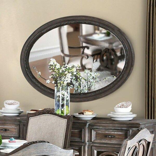 Poulos Bathroom/Vanity Mirror by Union Rustic