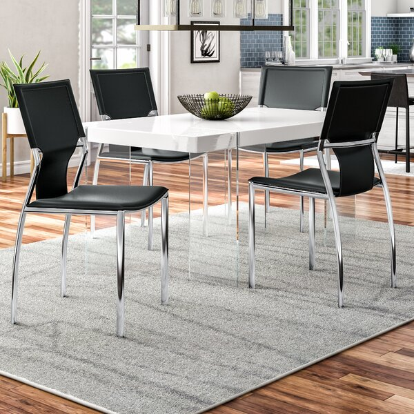 Edmond Side Chair (Set Of 4) By Wade Logan