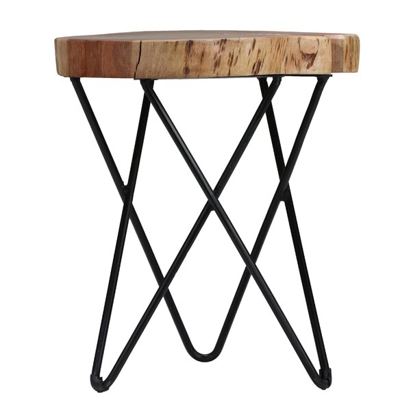 Bozarth End Table by Union Rustic