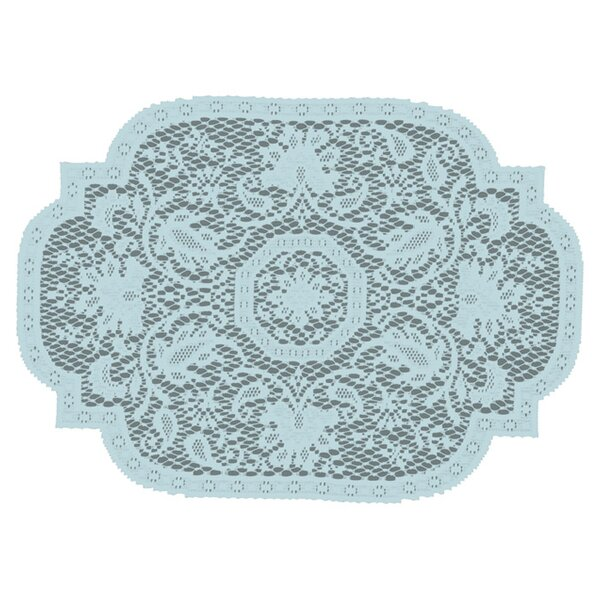 Melissa Placemat (Set of 4) by Heritage Lace