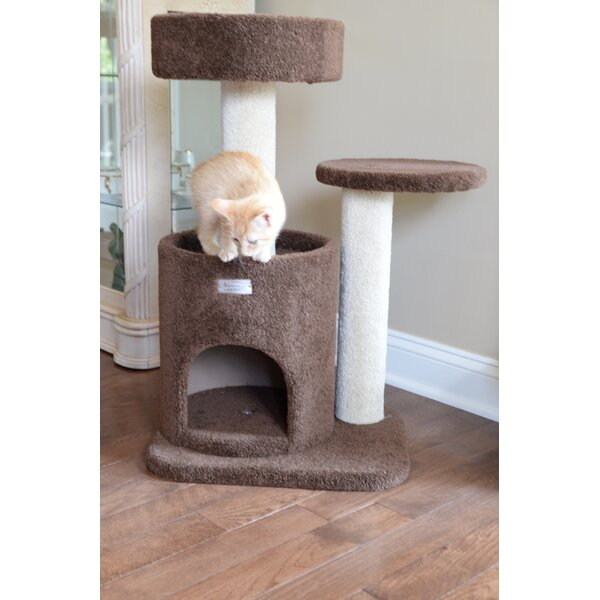30 Premium Carpeted Cat Tree by Armarkat